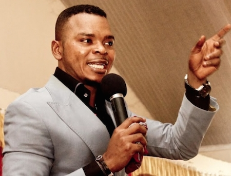 Obinim threatens in 'Jesus' name   'snake' comments