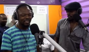 'Oye Nonsense' on LiveFm ~ Kwaw Kese