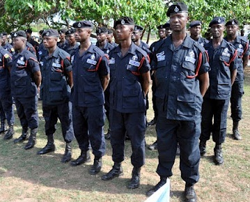 C/R Buduburam chief Hails Ghana police for swoop