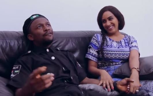Comedy: Juliet Ibrahim finds love in Ushbebe