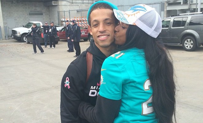 Wife Costing Him His Career? |Brent Grimes'