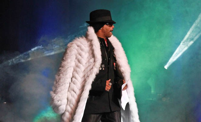 Katt Williams accused of Substance Abuse