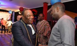 Duncan Williams, Dumelo, others celebrate with England Queen Elizabeth at 90