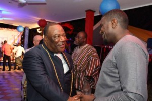 Duncan Williams, Dumelo, others celebrate with England|Queen Elizabeth at 90