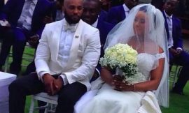Abubakar and Nana Akyia tie the knot