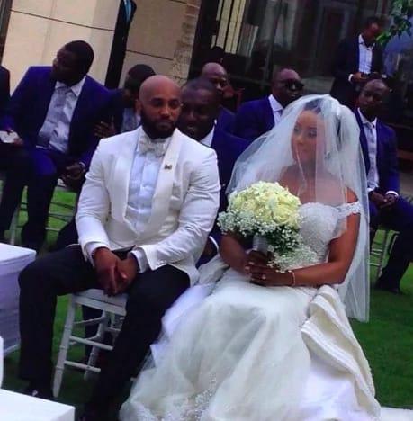 Abubakar and Nana Akyia tie the knot