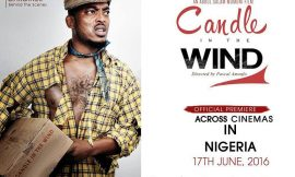 Candle in the Wind in the cinema 17th June 2016