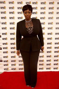 Special recognition award goes to Peace Hyde