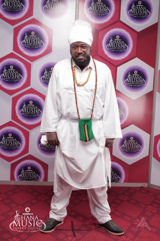 'Moses' replica dress at VGMA's|Blakk Rasta