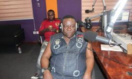 Mr Ibu involved in accident
