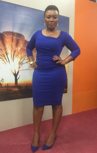Check out Bridget Otoo from TV3