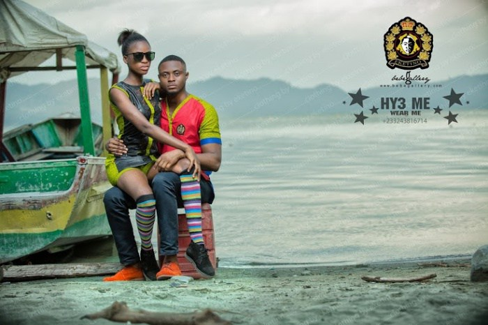 Eketino presents Hy3 Me (Wear Ne) collection