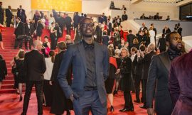 The premiere of 'Mademoiselle' at 69th Cannes Film Festival Ghanaian stars present