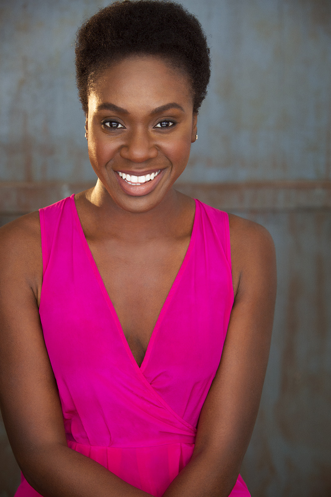 Exclusive 30 seconds with Anniwaa Buachie (Ghanaian-British Actress)