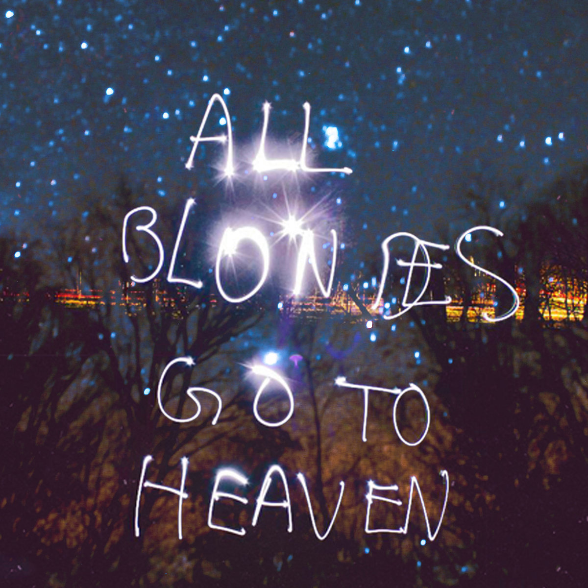 Blondes In Heaven