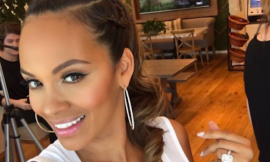 Watch: Evelyn Lozada Gets Emotional About Second Miscarriage