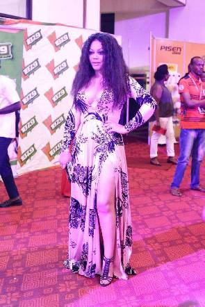 I have not tampered with my boobs – Nadia Buari