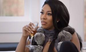 Watch: K Michelle is Ready to Get Revenge