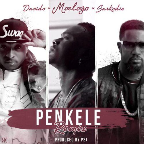 Penkele (Remix) ft. Davido x Sarkodie ~ Moelogo