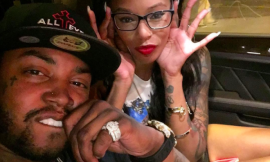 Lil Scrappy and Bambi Engaged