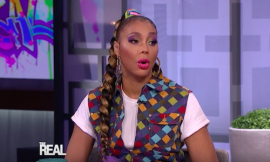 Confirmed: Tamar Braxton Exits 'The Real'