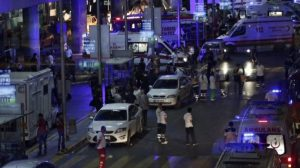 No Ghanaian, Turkish official says 36 dead 147 injured in explosion