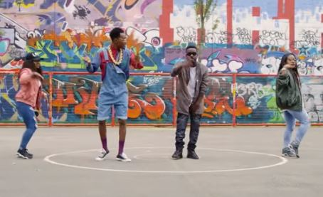 Official Video: No Kissing Baby ft. Sarkodie ~ Patoranking