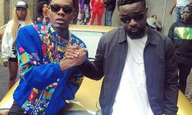 """Patoranking X Sarkodie """"No Kissing Baby"""" drops in 11 days"""