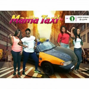 Mama Taxi on the ball|Mcbrown