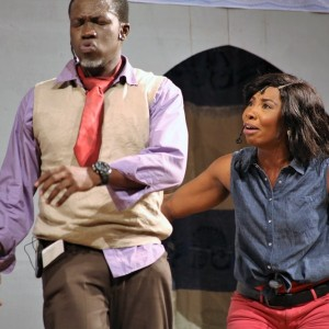 Meet Ebo Whyte's 'Dear God Comma' lead cast
