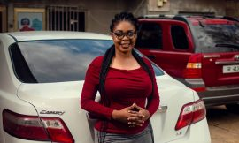 Joyce Dzidzor Mensah disclose she is no longer a single parent