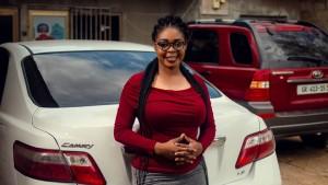 Joyce Dzidzor Mensah disclose she is no longer a single parent