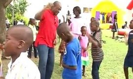 I love dancing to 'Kakai'|Prez Mahama