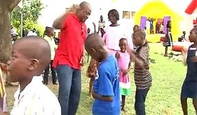 I love dancing to 'Kakai'|Prez Mahama