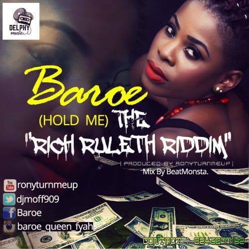 Hold Me ~ Baroe