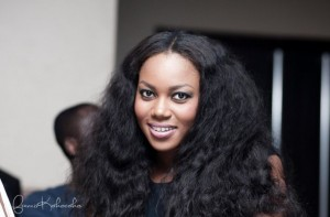 Afia Schwarznegger is not my friend|Yvonne Nelson