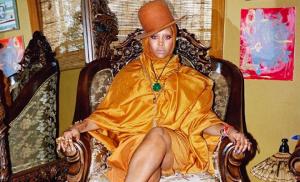 Erykah Badu Gets Petty?