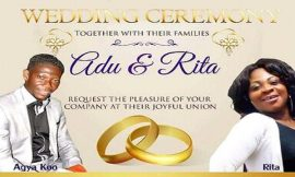 Agya Koo Contracts Omegahause Company For Mammoth Wedding