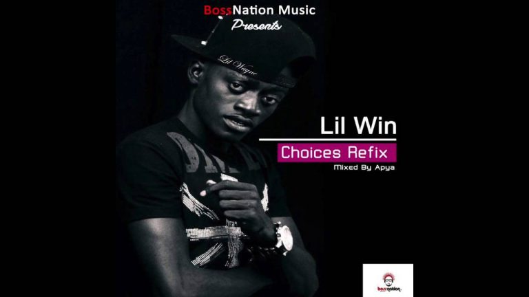 Visuals: Choices Starring Kwaw Kese, Ayittey Powers, Ama McBrown, Agya Koo, Others ~ Lil Win