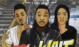 Wait Refix ft  Patoranking x Tiwa Savage ~ Solidstar