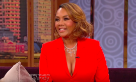 Vivica Fox Takes More Shots at Kenya Moore