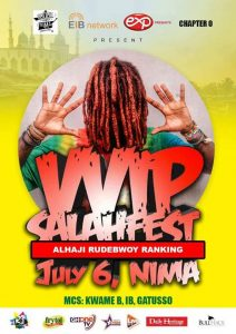 VVIP SALAHFEST on July 6