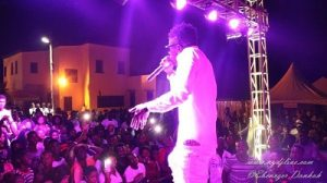 Shatta Wale performance at 2016 Salafest