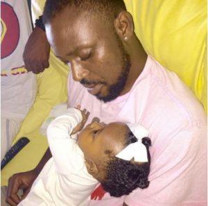 Yaa Pono shares baby girl's photos