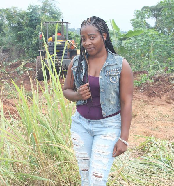 Kumawood actress funds 24km road construction - Oseikrom TV