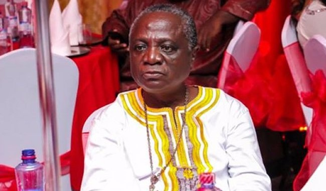 My fans hated me for joining NDC | Nana Ampadu