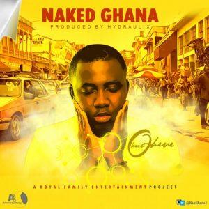 Naked Ghana ~ Kontihene