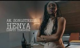 Music Video: Ak Songstress drops 'Henya'