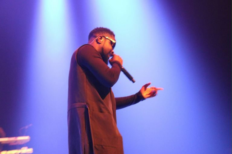 Sarkodie's favorite single 'MMMP [Radio]' featuring Edem