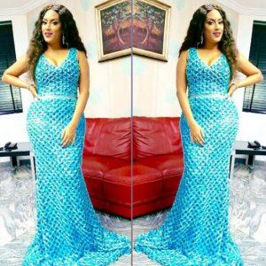 Juliet Ibrahim host a comedy show tagged Shakara in Nigeria